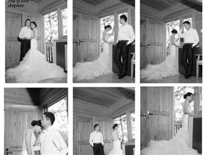 [原创]【幸福瞬间】——我的婚纱照花絮