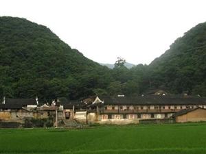 江华宝镜古村