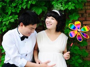孕妇拍婚纱照的全攻略