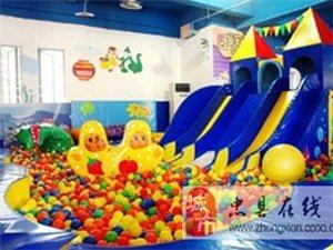 重庆最好的儿童乐园-重庆丹佛龙儿童乐园