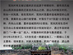 [原创]嘉祥最美乡村――双凤村随拍