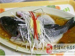 蓬溪美食网:清蒸鱼烹饪技巧
