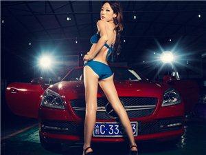 泸州第一车模:性感妖娆19岁野性美女王京