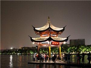 杭州西湖――夜景