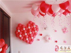 咸阳气球装饰艺术 婚礼气球 宝宝宴气球 商场气球