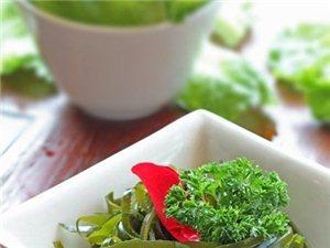 女性应多食用海藻类食品
