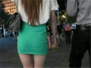 大发大街上拍到的长腿美女【5p】