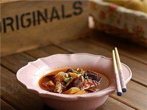 秋天需要一锅滋阴润燥的好汤【番茄山药牛腩汤】