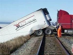 盘点离奇车祸