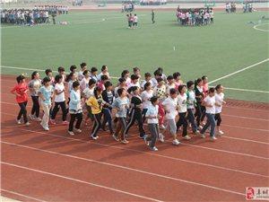 2013阜城中学军训活动掠影