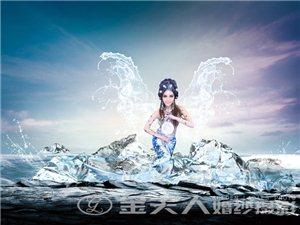 金夫人最新写真主题欣赏【龙鱼】