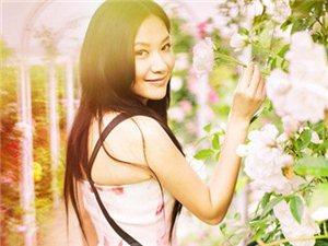 蓬溪美图网:徐静蕾法国花园照