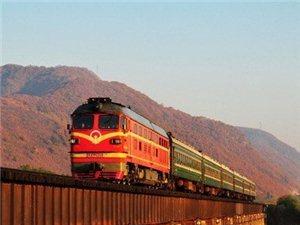 秋季最美铁路:长图线(长春―图们)
