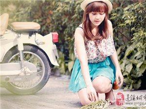 蓬溪美图网:可爱少女唯美照