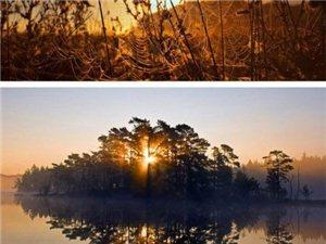 那些最美��的日出...��在太美了!,美呆了!!