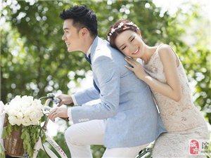 陈赫浪漫清新婚纱照曝光 携妻子环游世界