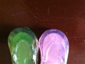 你们见过这么可爱的拖鞋手工皂吗?