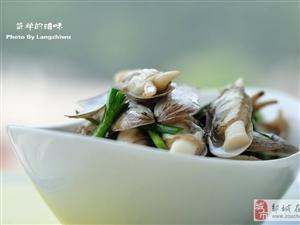 韭香蛏子  ――――-  简单的鲜美