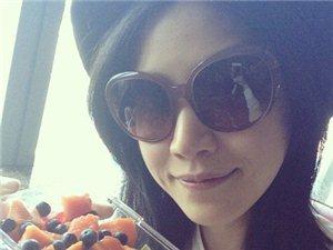 陈妍希晒减肥水果餐 被抢白绝食才能演小龙女