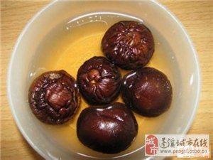 蓬溪美食网:泡香菇的水有营养