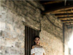 """]""""城市之星""""模特大赛选手――-孔珊珊"""