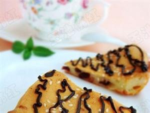 外酥��Q的――果干烤年糕