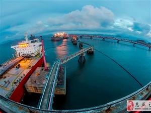大亚湾摄影展 马鞭洲油港