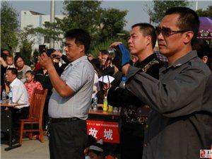 阜城县举办首届交谊舞邀请赛,为百姓健身娱乐注入新元素(组图)