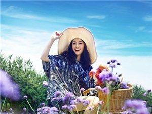 蓬溪美图网:蒋梦婕春暖花开图