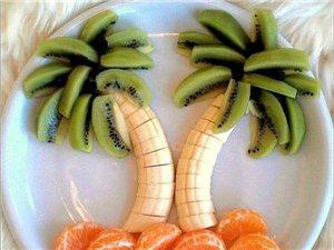 教你做水果拼�P