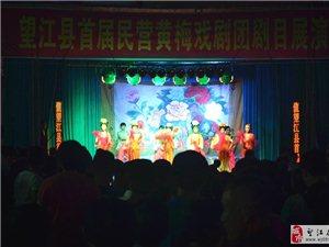 黄梅戏展演在望江