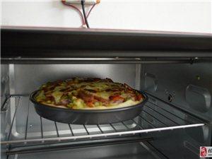 心情美食――香肠披萨