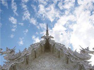 生死轮回黑白相映 世界上最纯洁的白庙(一)