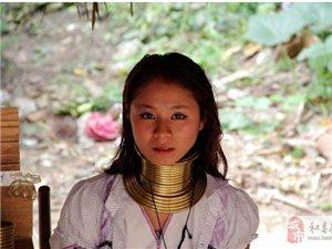 探险清迈:传奇美丽的长颈部族