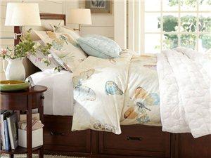 蝴蝶被套和枕套