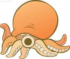 十大经典搞笑帖子之【如何分辨章鱼的手和脚】