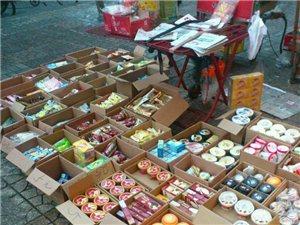 哈尔滨这样卖雪糕……直接把箱子放地上……