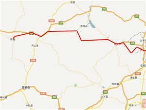 我骑摩托(新葡京——太原——新葡京)省道太佳线(图)