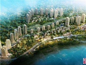 一线观江洋房居然只要7千多,江山名门不要其他开发商活了!