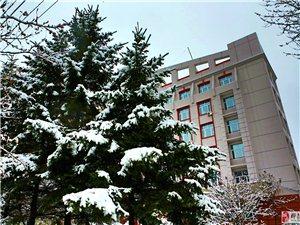 县城又降一回雪