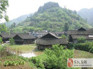 六步溪、秦汉桃源:白云深处有人家