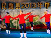 民勤县2013年中小学生校园艺术节剪影