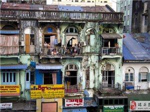波兰摄影师实拍缅甸现代化变迁