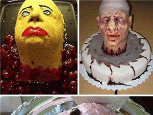 这样的蛋糕你敢吃吗?图