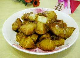土豆咖喱的做法