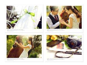 一些婚照拍摄要点,你,了解了么?