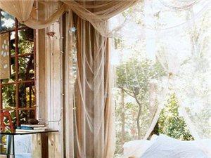 总觉得有落地窗的家才浪漫,你觉得呢?