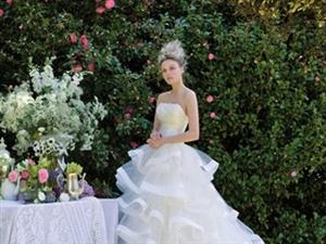 ????这一切就是为了打造一个仙气十足的新娘