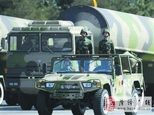 俄媒称中国核武相当于英法总和