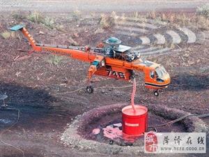 美国S-64重型直升机进入中国市场